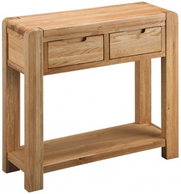 Oslo Oak Console Table