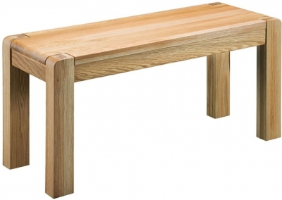 Oslo Oak Dining Bench
