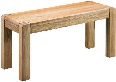 Oslo Oak Dining Bench