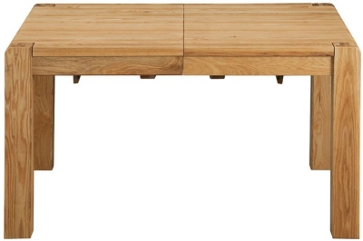 Oslo Oak 140cm-180cm Extending Dining Table