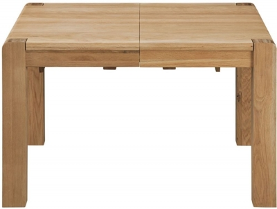 Oslo Oak Dining Table - Small Extending