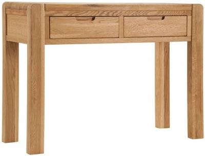 Oslo Oak Dressing Table