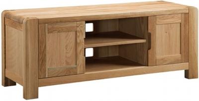 Oslo Oak TV Cabinet