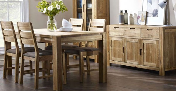 Oslo Oak Furniture