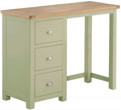 Portland Sage Painted Dressing Table