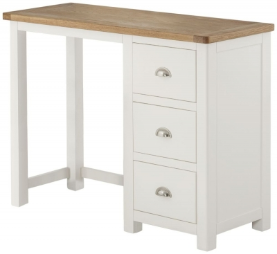 Portland White Painted Dressing Table