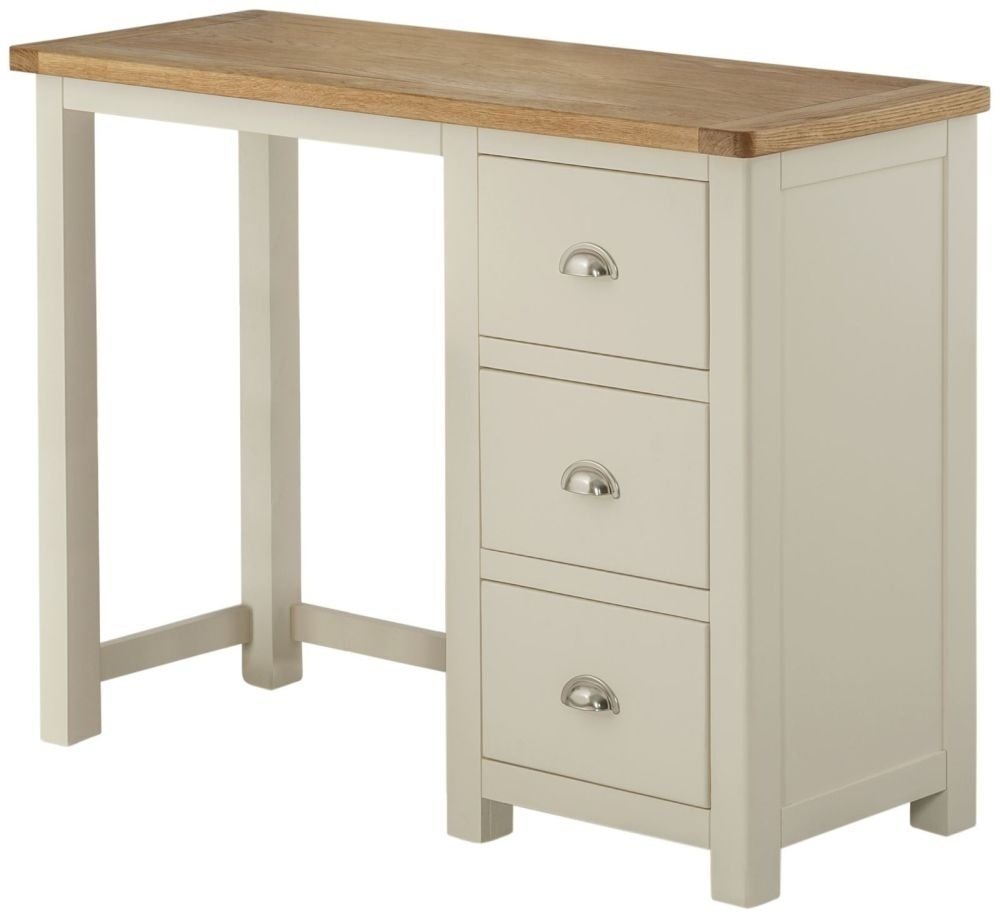 Portland Cream Dressing Table