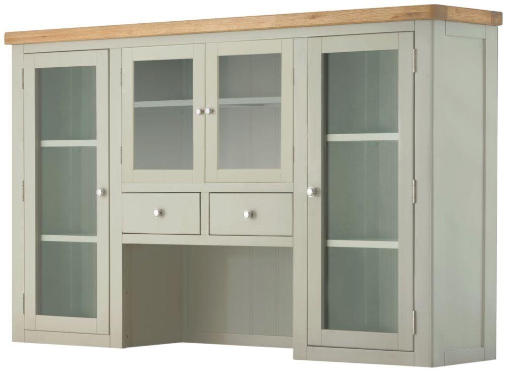 Portland Medium Dresser Top - Stone Grand Painted