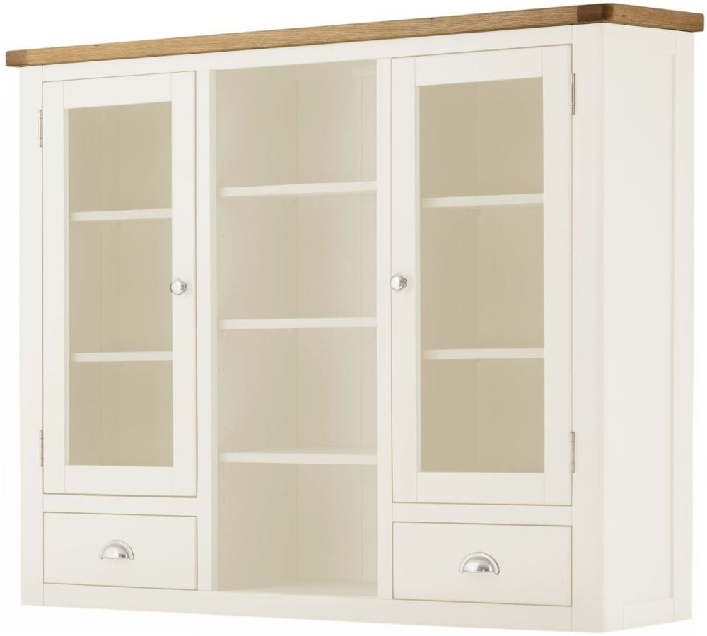 Portland White Medium Dresser Top