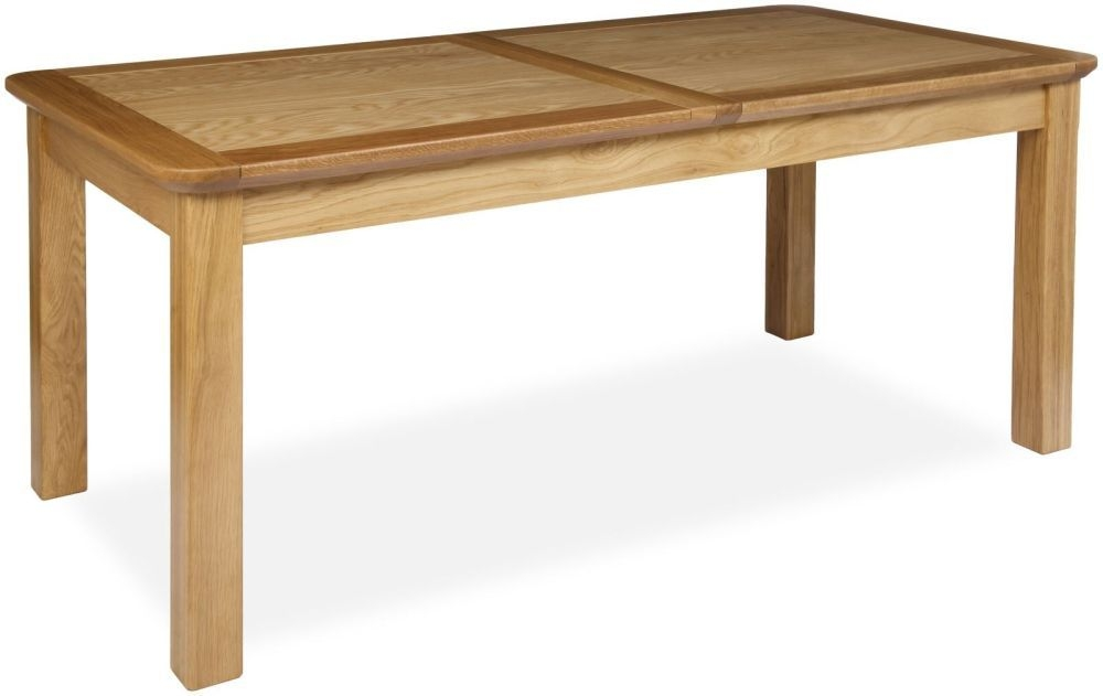 Provence Oak Dining Table - Large Extending
