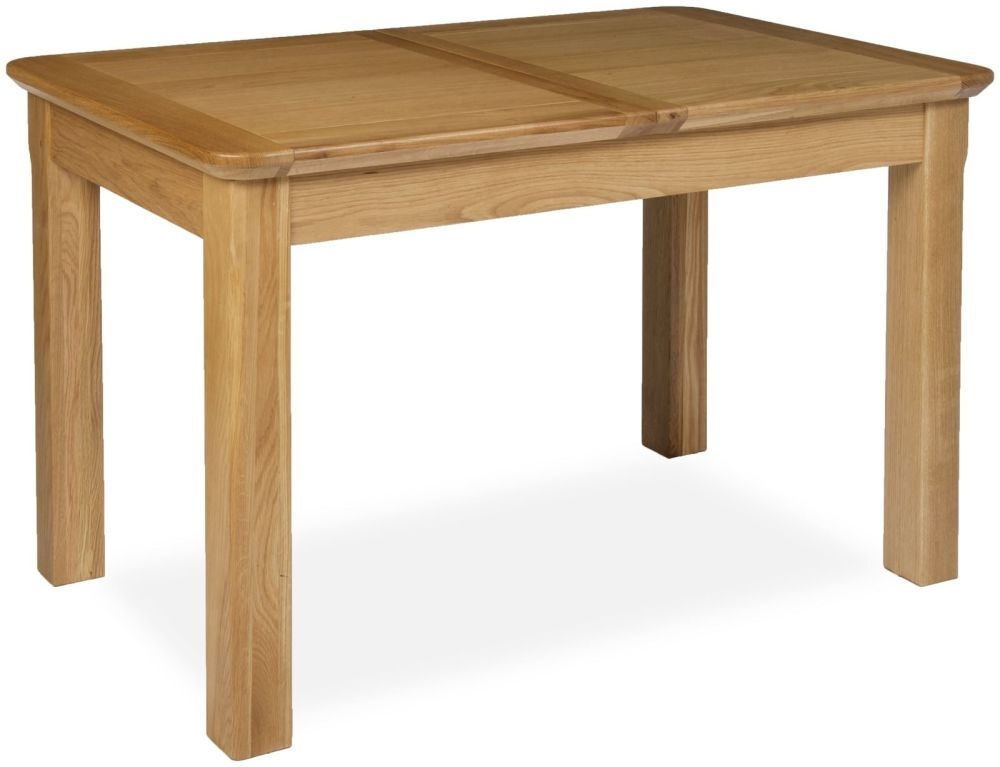 Provence Oak Dining Table - Small Extending