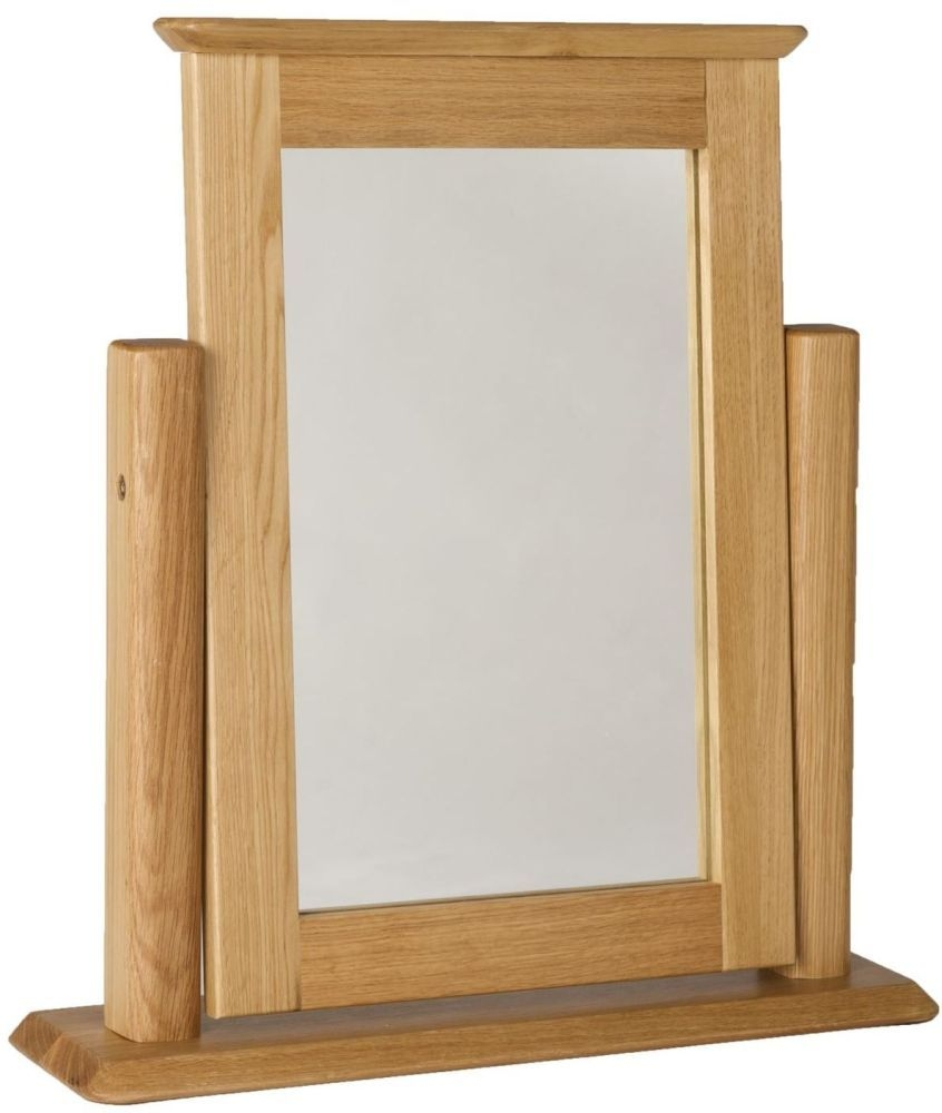 Provence Oak Dressing Table Mirror