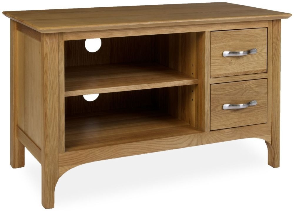 Provence Oak TV Cabinet - Small