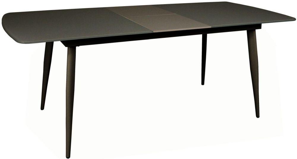 Riva Grey 160cm-200cm Extending Dining Table