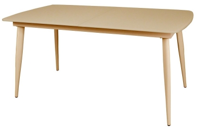 Riva Cappuccino 160cm-200cm Extending Dinng Table