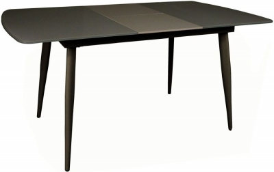 Riva Grey 120cm-150cm Extending Dining Table