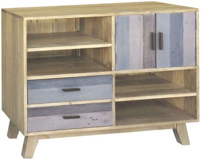 Sorrento Reclaimed Pine 2 Door 2 Drawer Sideboard