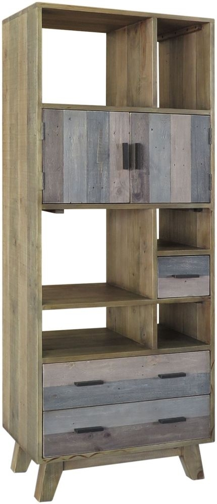 Sorrento Reclaimed Pine Display Unit