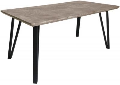 Tetro Concrete Effect Coffee Table