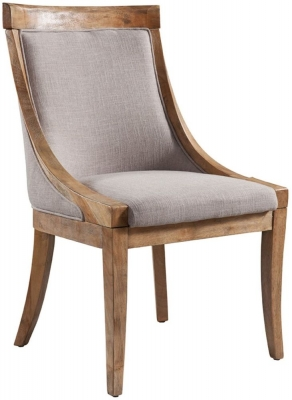 Urban Low Arm Side Chair