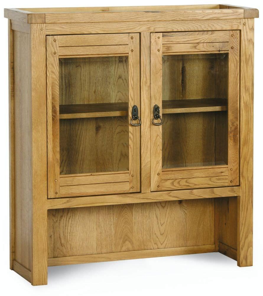 Verona Rustic Oak Dresser Top