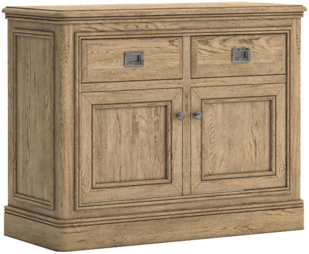 Versailles Oak Medium Sideboard