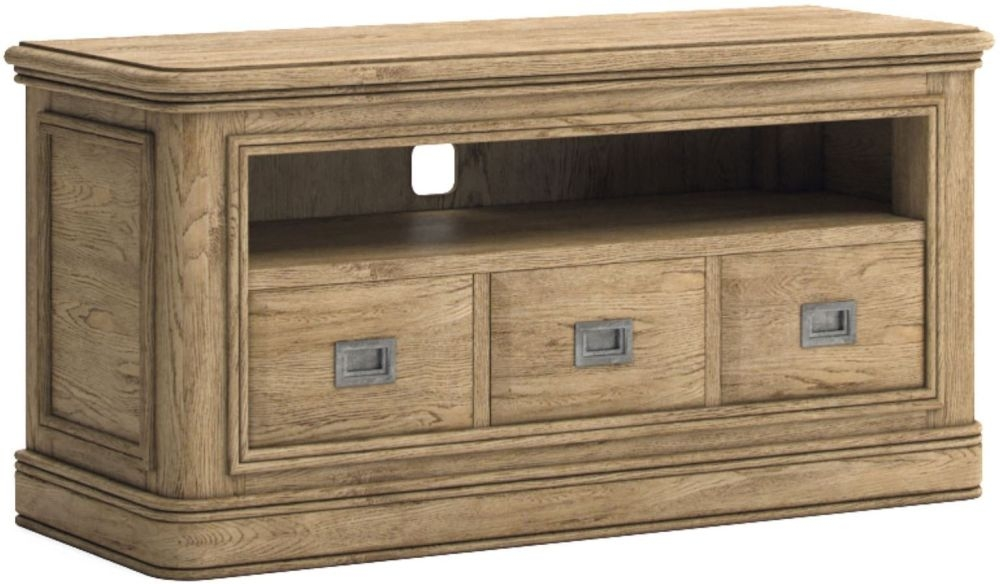 Versailles Oak TV Unit