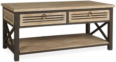 Viga Oak Oak Coffee Table