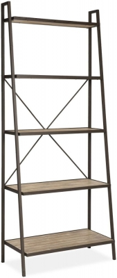 Viga Oak Shelving Unit