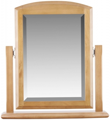 Welland Pine Swivel Mirror