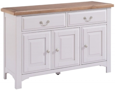 Westbury Grey Painted Sideboard - Large