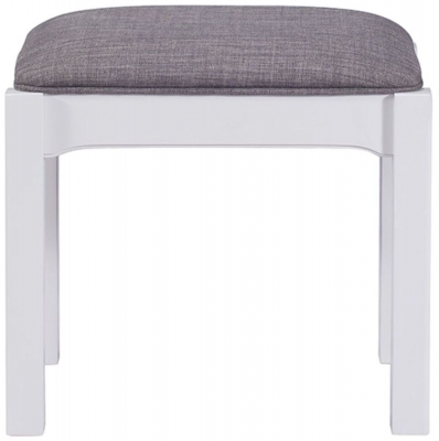Westbury Grey Painted Stool