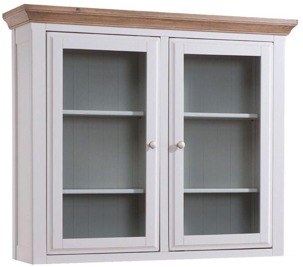 Westbury Grey Painted Sideboard Dresser Top