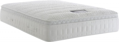 Clearance - Dura Beds Silver Active 2800 Pocket Spring 5ft King Size Mattress - New - FS1015