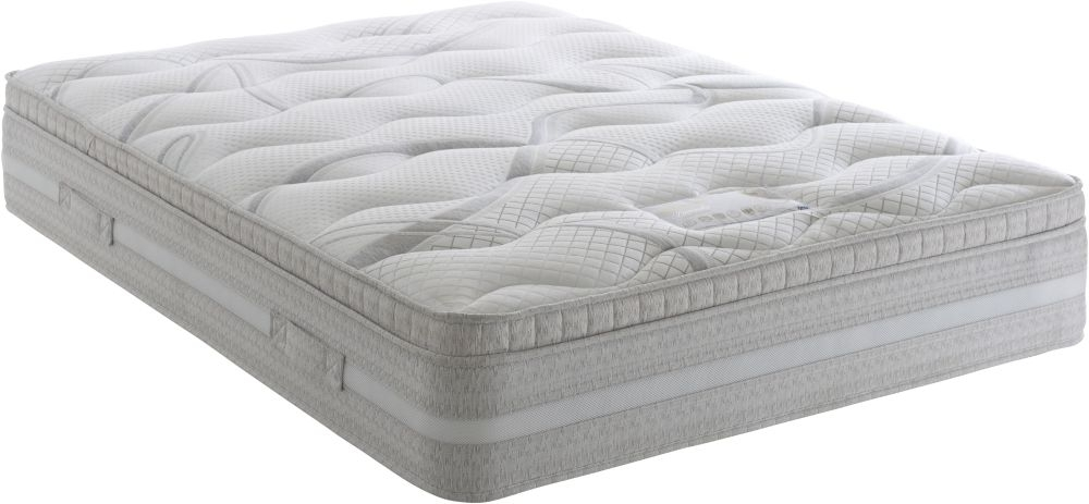 Clearance - Dura Beds Panache Orthopaedic 4ft 6in Double Spring Mattress - New - FS0006