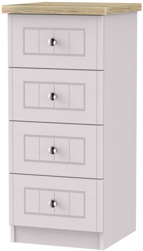 Vienna Kaschmir Ash 4 Drawer Chest - CL-1080