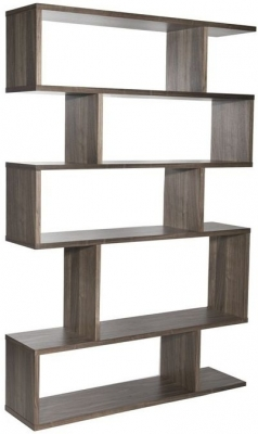 Clearance Half Price - Content by Terence Conran Balance Walnut Tall Shelving Unit - New - FS100