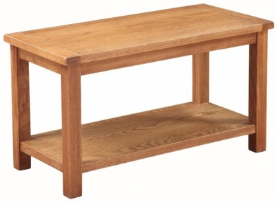 Clearance Pilton Country Oak Coffee Table - A16