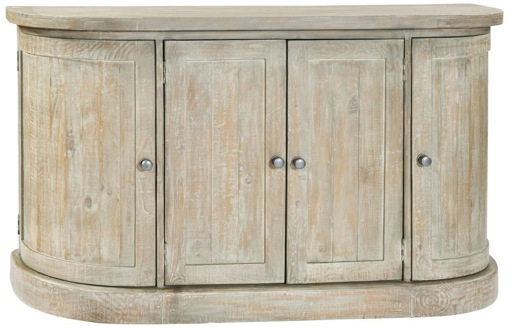 Clearance - Rowico Bowood Day Large Sideboard - New