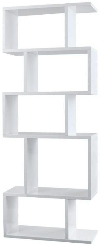 Clearance Half Price - Content by Terence Conran Balance Alcove White Shelving Unit - New - 4084
