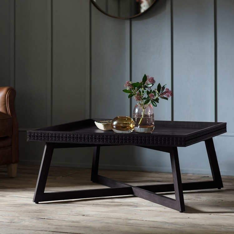 Clearance - Gallery Direct Boho Boutique Coffee Table - New - D150