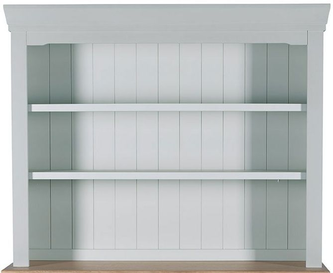Product photograph showing Clearance Half Price - Willis And Gambier Malvern Slate Grey 3 Door Sideboard Top - New - F5