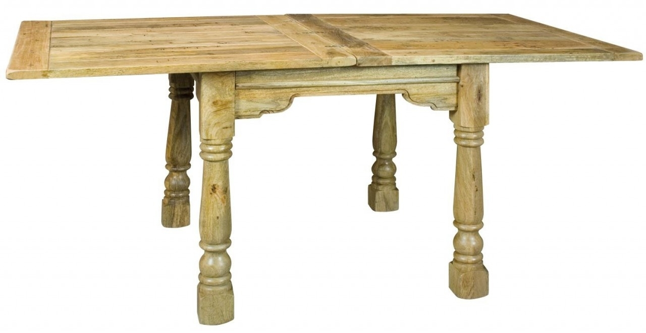Clearance Pd Global Granary Royale Dining Table - Butterfly Extending 90cm - 180cm - A92