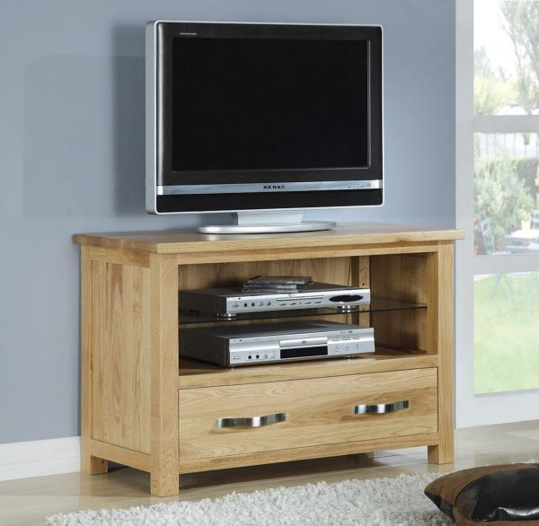 Clearance Shankar Oaken Oak TV Cabinet - C3