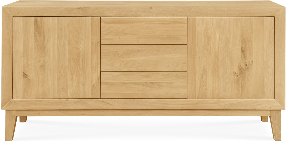 Clemence Richard Escala Oak Sideboard