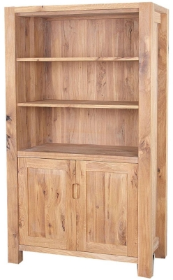 Clemence Richard Forest Oak Bookcase