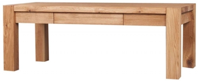 Clemence Richard Forest Oak Coffee Table with Drawer