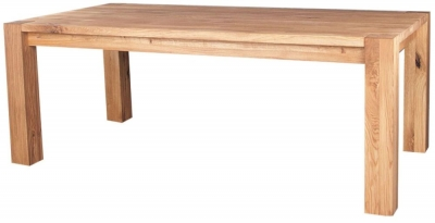 Clemence Richard Forest Oak Dining Table