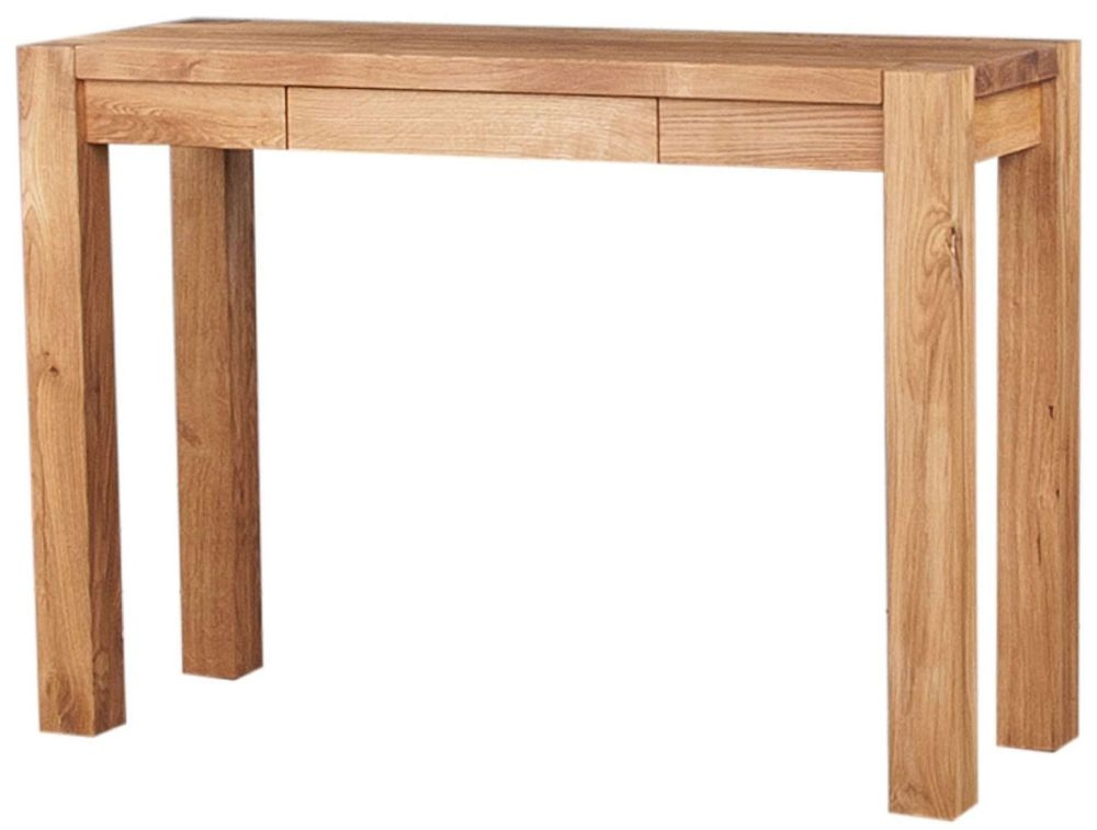Clemence Richard Forest Oak Console Table