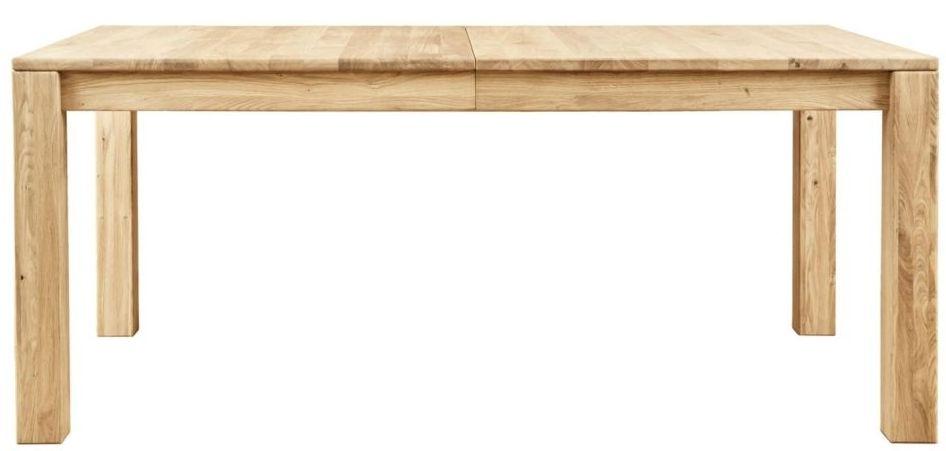 Lyon Oak Dining Furniture Bentley Designs Lyon Oak Dining Table